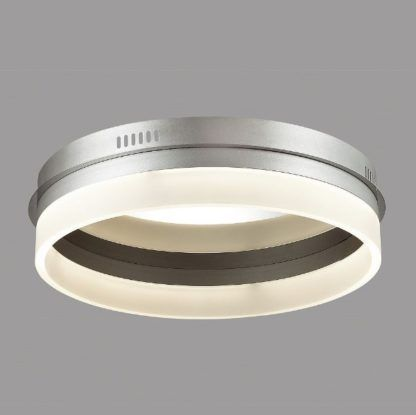 nowoczesny plafon LED