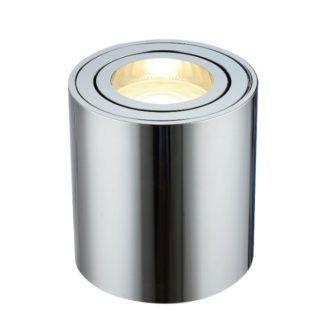 Srebrny plafon Mini - nowoczesny design