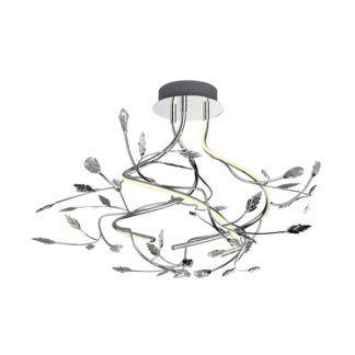 Efektowna lampa sufitowa Belle - LED
