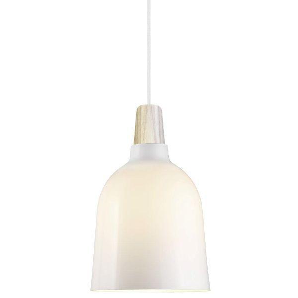 skandynawskie lampy nad stół aranżacja jadalnia
