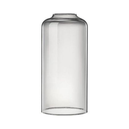 szklany klosz do lampy wiszącej