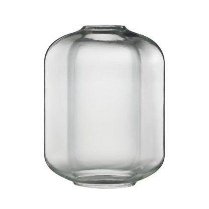 szklany klosz do lamy wiszącej