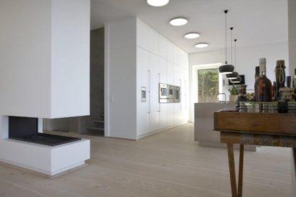 nowoczesny plafon do kuchni aranżacja