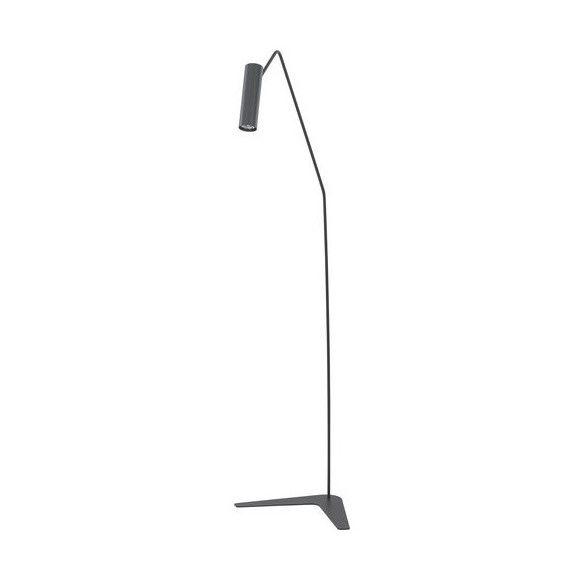 nowoczesna minimalistyczna lampa podłogowa