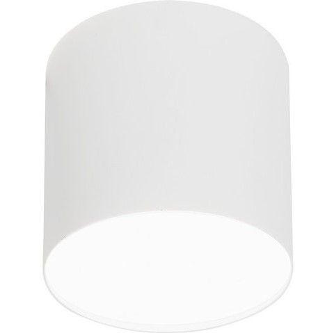 biała tuba plafon