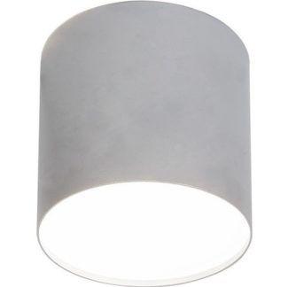 Srebrny spot Point Plexi - nowoczesne