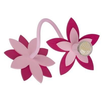 kinkiet kwiatek pokój dziecka