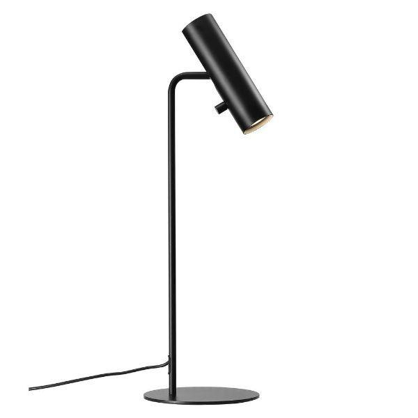 nowoczesna lampa stołowa reflektorki