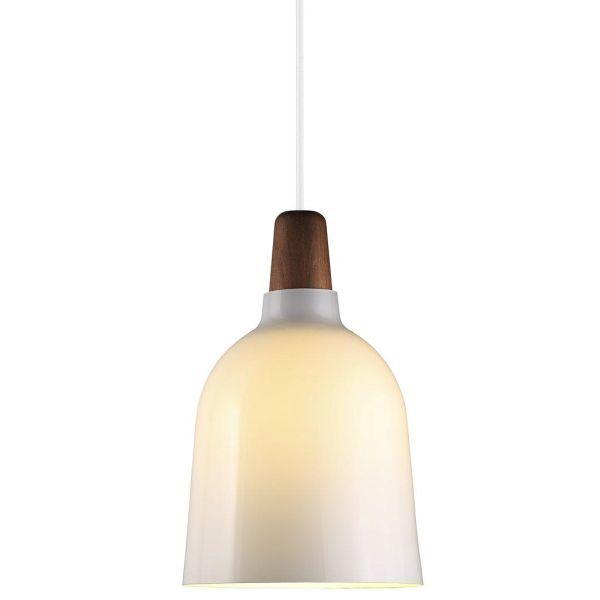 Szklana lampa wisząca Karma - Nordlux - DFTP - skandynawski styl