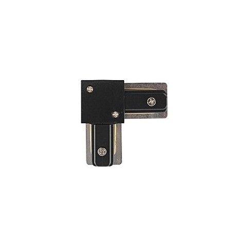 Profile L-connector -czarny