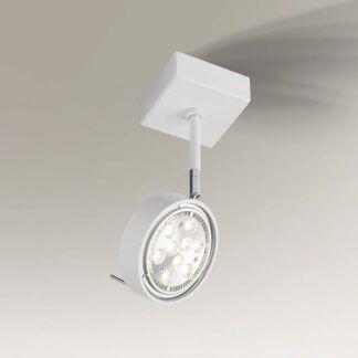 Reflektor Fussa - biały