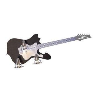 Oryginalny kinkiet Guitar - czarny, 3 reflektory