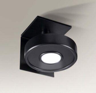 Reflektorek LED Hamada IL - wpuszczany - czarny