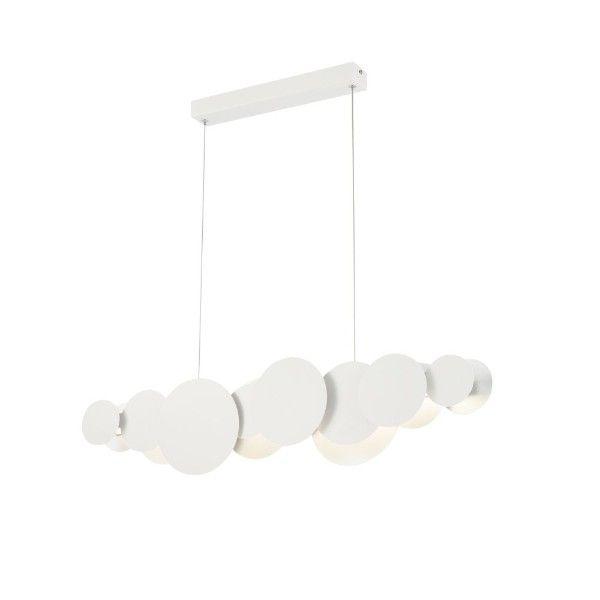nowoczesna lampa wisząca do jadalni led