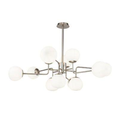 nowoczesna lampa wisząca nad stół do jadalni