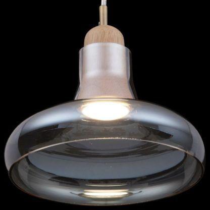 lampa wisząca do salonu w beżach