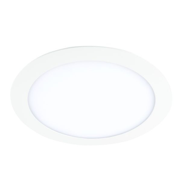 Oprawa sufitowa Ring 25 - biała
