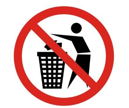 nie wyrzucaj lamp i żarówek do śmieci