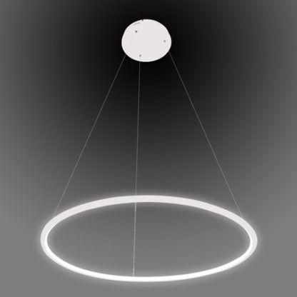 lampa wisząca okrąg led