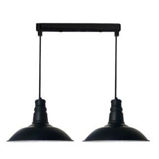 Podwójna lampa wisząca Consuela