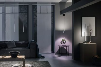 nowoczesny salon oświetlenie aranżacja