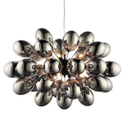 lampa wisząca klosze ze szkła