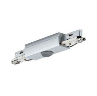 Przełącznik liniowy URail - chrom mat, system szynowy
