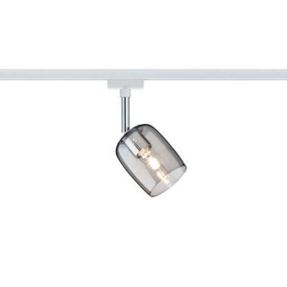 szklany reflektor system szynowy