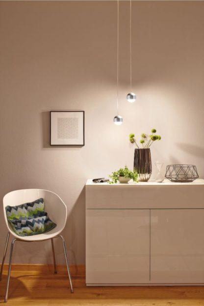 lampa wisząca do sypialni system szynowy