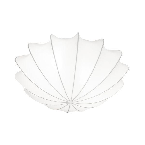 biały plafon do sypialni aranżacja