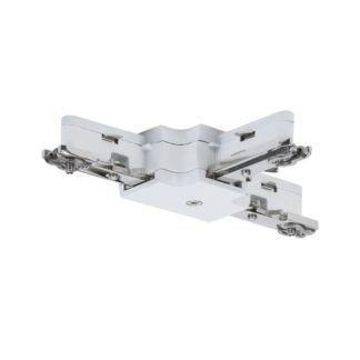 Złącze URail - T-connector, białe,  system szynowy