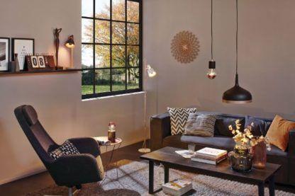 lampy skandynawskie w salonie aranżacja