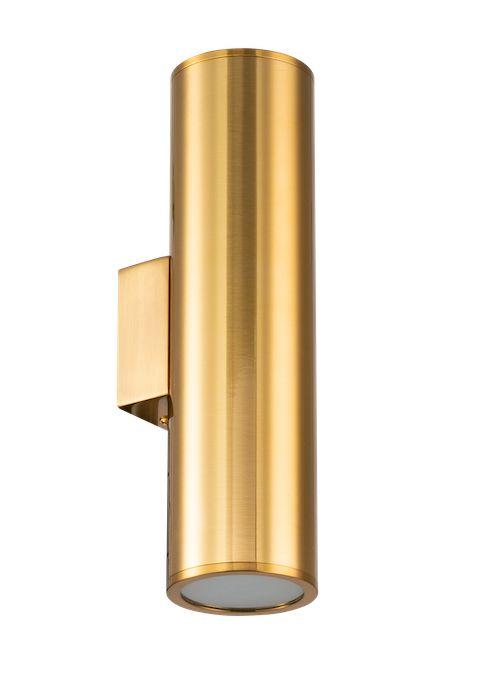 kinkiet złota tuba