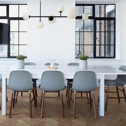 lampa wisząca do jadalni nad stół - nowoczesna