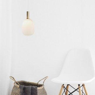 Lampa wisząca Alton 23 - Nordlux - mleczne szkło