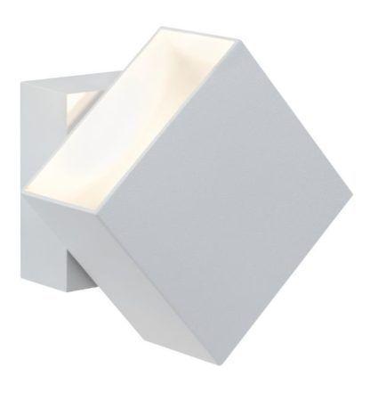 nowoczesny kinkiet do oświetlenia elewacji