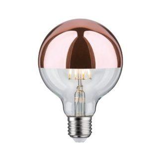 Miedziana żarówka Crown Mirror - LED