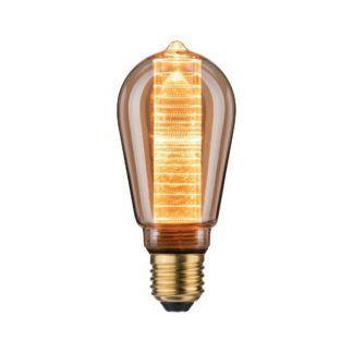 Żarówka dekoracyjna Inner Glow - LED, ciepłe światło