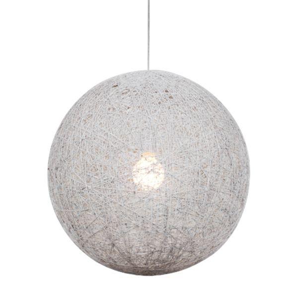 ażurowa kula lampa wisząca
