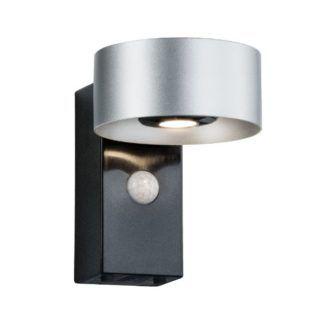 Kinkiet zewnętrzny Cone - IP44, czujnik ruchu