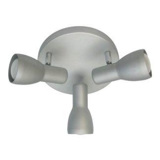 Lampa sufitowa Picardo - okrągła, 3 klosze