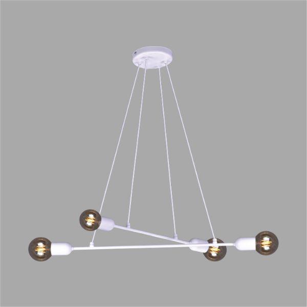 nowoczesna lampa wisząca nad stół