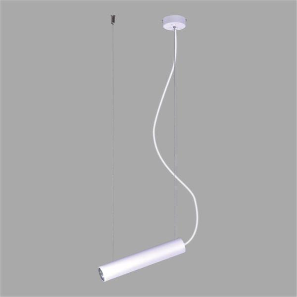 lampa sufitowa z regulowaną długością