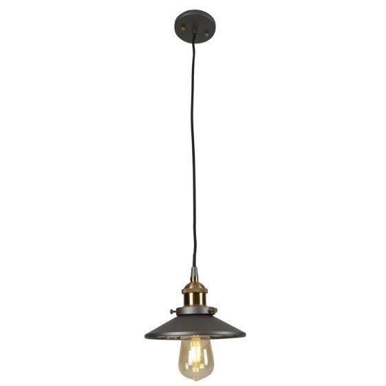 metalowa lampa wisząca