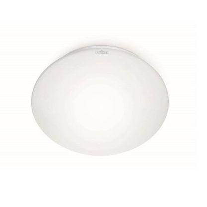 biały plafon okrągły klasyczny