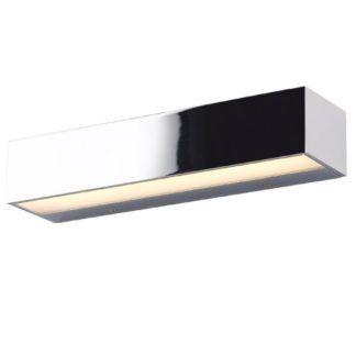 Podłużny kinkiet Krom - chrom, LED