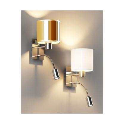 kinkiet nocny z lampką LED