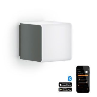 Kinkiet L 830 LED iHF - antracyt