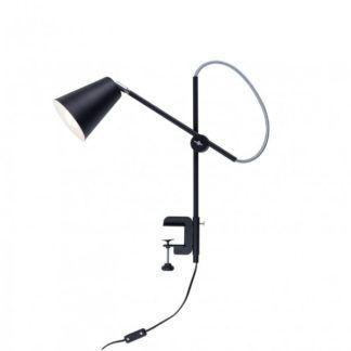 Nowoczesna lampa Arte - mocowanie na zacisk
