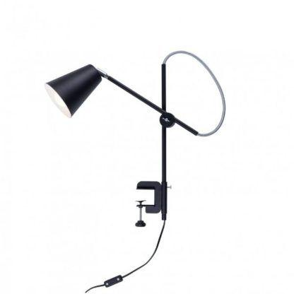 lampa biurkowa na zacisk